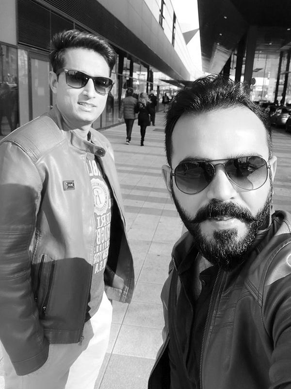 Nitin & Sanjay